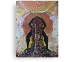 colorhasnoboundaries 12in x 16in Canvas Print