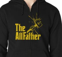 The AllFather Zipped Hoodie