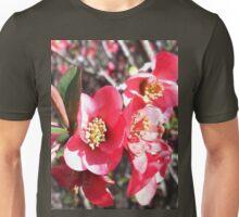 The Bright Pink Flower's Burst Unisex T-Shirt