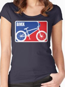 BMX Women's Fitted Scoop T-Shirt