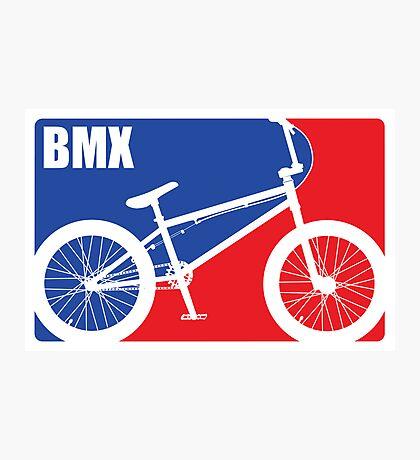 BMX Photographic Print