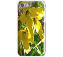 The Sunshine Flowers Dance iPhone Case/Skin