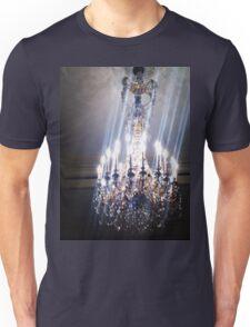 The Swooping Chandelier's Glow Unisex T-Shirt