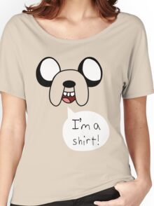 Jake The Adventure Time Women's Relaxed Fit T-Shirt