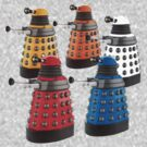 Dr.Who Dalek T-Shirts & Hoodies by iber