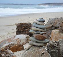 Rock Pillar by chadbcurtis