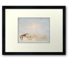 """Sueno"" Framed Print"