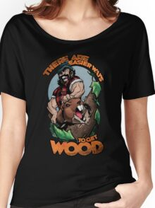 Easier Ways to Get Wood Women's Relaxed Fit T-Shirt