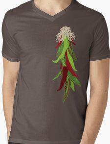 roasted chiles Mens V-Neck T-Shirt