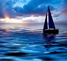 Come Sail Away by SandraWidner
