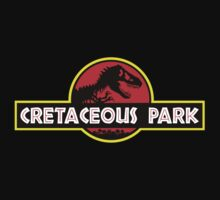 Cretaceous Park by jezkemp