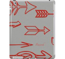 in the right direction  iPad Case/Skin