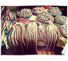 Busan Fish Market  Poster