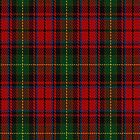02004 Craigmoor Fashion Tartan Fabric Print Iphone Case by Detnecs2013