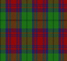 02008 Cranston Dress Clan/Family Tartan Fabric Print Iphone Case by Detnecs2013