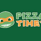 Pizza Time! by thehookshot