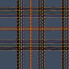 02011 Craven County Commemorative Tartan Fabric Print Iphone Case by Detnecs2013