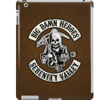 Big Damn Heroes v2 iPad Case/Skin