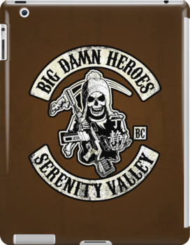 Big Damn Heroes v2 by mannypdesign