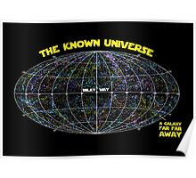Known Universe Poster
