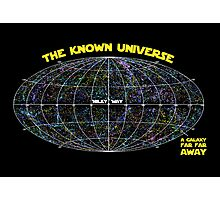 Known Universe Photographic Print