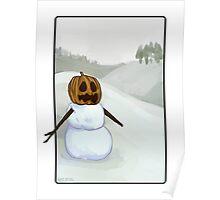 Snow Golem Poster