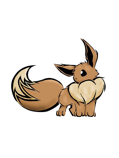 Eevee by Mramirez91