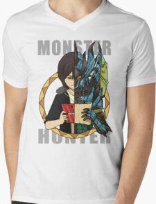 Hunter's Life (Souma Custom) Mens V-Neck T-Shirt