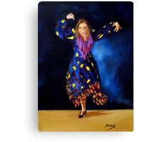 Raquel Heredia Canvas Print