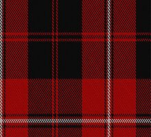 02032 Cunningham #2 Clan/Family Tartan Fabric Print Iphone Case by Detnecs2013