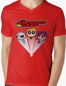 The Planet Express Kids Mens V-Neck T-Shirt