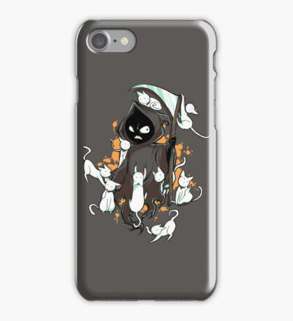 Nine Lives iPhone Case/Skin