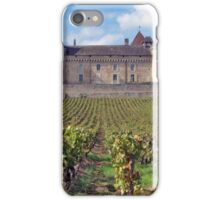 Chateau de Rully iPhone Case/Skin