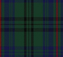 02049 Walker Hunting Clan/Family Tartan Fabric Print Iphone Case by Detnecs2013