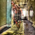 it walks the halls by John Conway