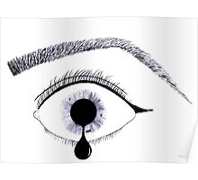 Inky Tear Poster
