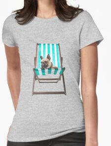 Pampered Pooch Womens Fitted T-Shirt