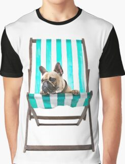 Pampered Pooch Graphic T-Shirt