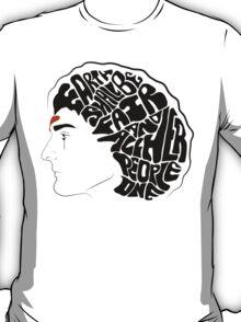 Turn Back, O Man T-Shirt