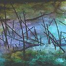Reeds by Anne  McGinn