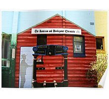 The Jamieson and Woodspoint Chronicle Mural Poster