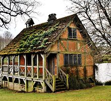 .....if only ! Bowood Fishing Lodge by Photography  by Mathilde