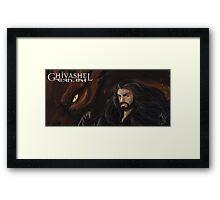 Ghivashel Framed Print
