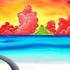 Paradise Panorama by Joshua Bales