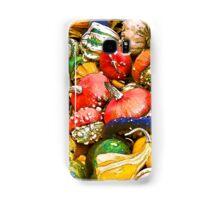 Gourds at the Farmers Market Samsung Galaxy Case/Skin