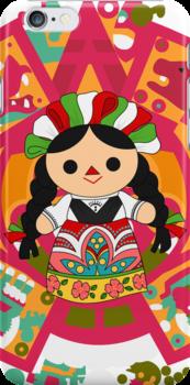 Maria 1 (Mexican Doll) by alapapaju