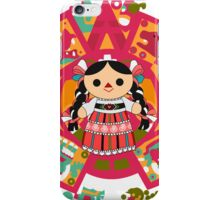 Maria 4 (Mexican Doll) iPhone Case/Skin