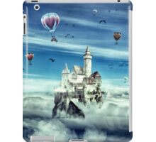 Laputa - Castle in the Sky iPad Case/Skin