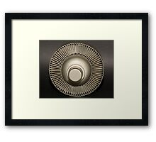 High Power Vaccum Tube Framed Print