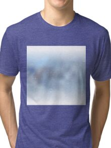 Blurred christmas background Tri-blend T-Shirt